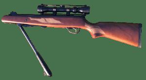 Hatsan 95 Air Rifle Barrel Open