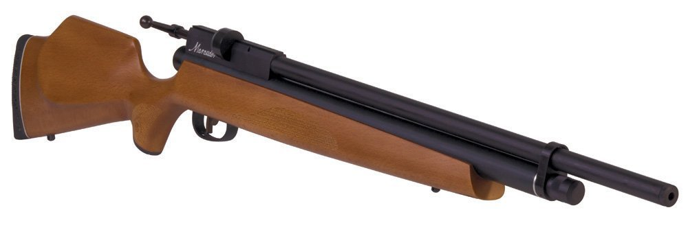 Review of Benjamin Marauder Pre-Charged Pneumatic Air Rifle