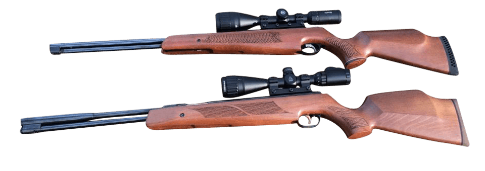 Air Arms TX200 MKIII and Beeman HW97K