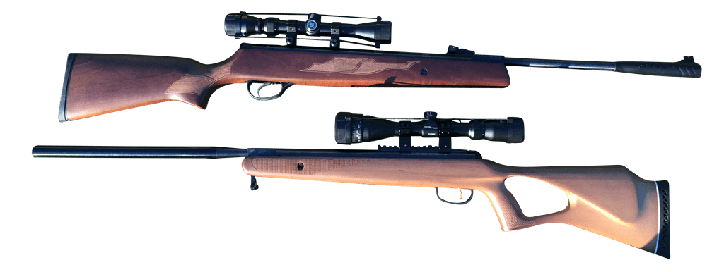 Benjamin Trail NP vs  Hatsan Model 95 Air Rifle - Air Rifle Hunter