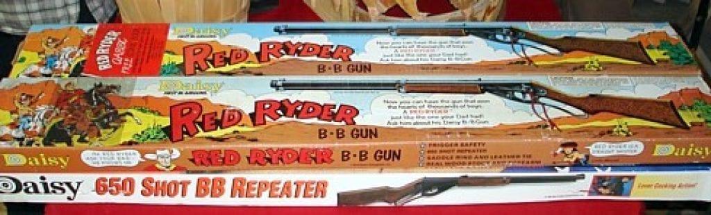 Red Ryder 1938 model,