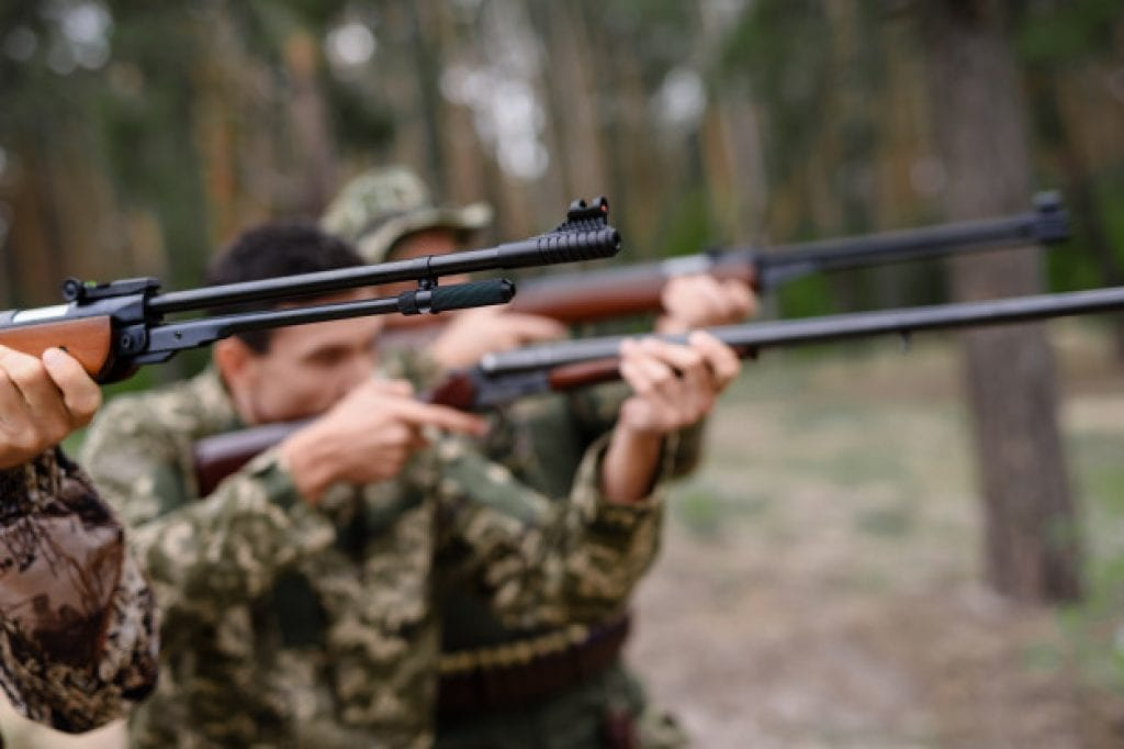How to learn to shoot a compressed air rifle