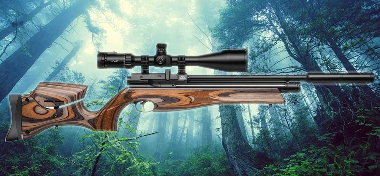 S510 Ultimate Sporter Air Arms
